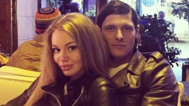 Aldo Montano con Olga Plachina su Instagram