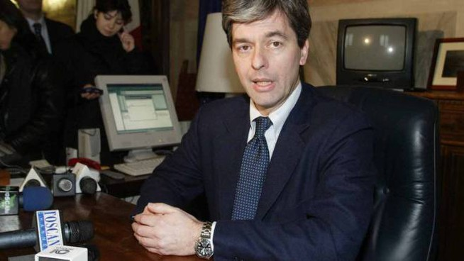 L'ex sindaco Leonardo Domenici