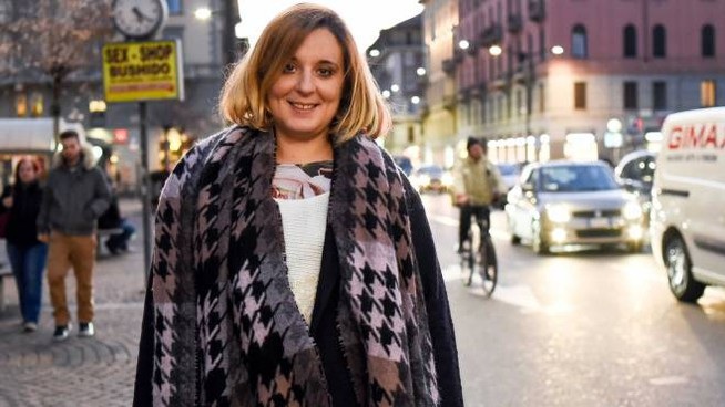 Valeria Celsi, guida del Ghost tour tra i misteri di Milano