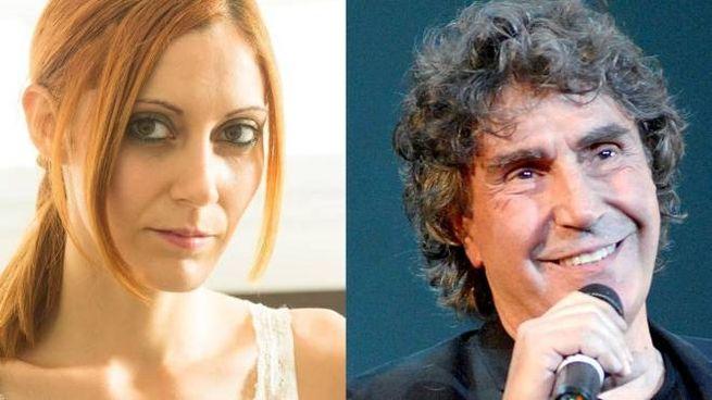 Francesca Michelon e Stefano D'Orazio (Foto Barbaglia)