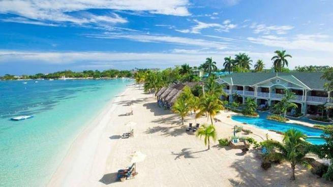 Matrimonio Spiaggia Inverno : Nozze in giamaica viaggi e sapori quotidiano.net