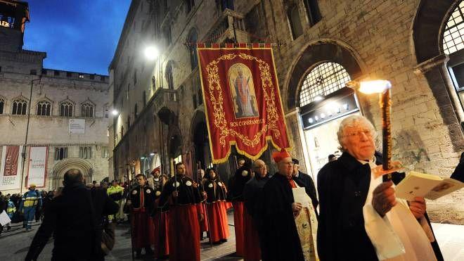 Festa di San Costanzo (foto Crocchioni)