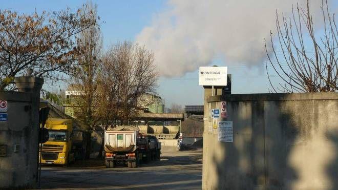 Nel 2012 Arpa e Ausl avevano certificato una situazione di pericolosità grave e immediata per il sito della Sintexcal