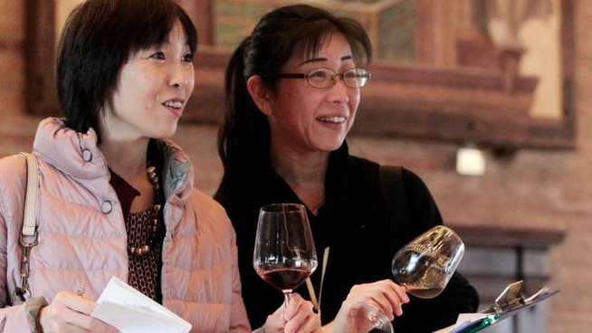 Wine Siena (Foto Lazzeroni)