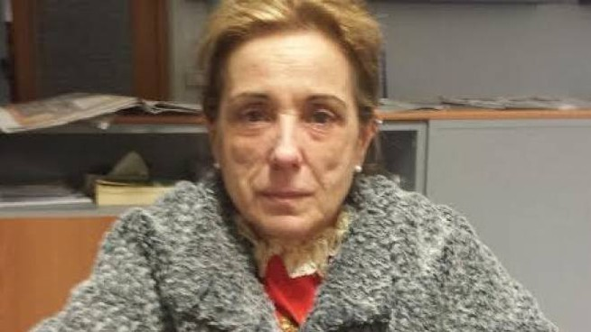 Sandra Pelosi, 55 anni,  gravemente malata  vuole  vedere la fine del processo contro la compagnia assicurativa