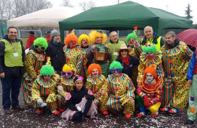13f84e6b5926 Bambini a Peschiera. A Peschiera Borromeo il Carnevale è ...
