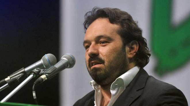 L'onorevole leghista Gianluca Pini, già protagonista del passaggio di regione  dei 7 comuni della Valmarecchia