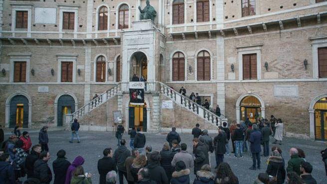 Protesta del Conservatorio