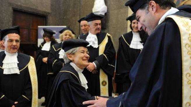 SOTTO I RIFLETTORI La direttrice dell'Unesco Irina Bokova