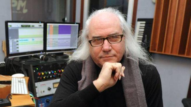 Il musicista Franco Mussida, 68 anni