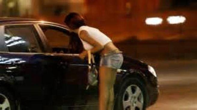 La presenza delle prostitute è in aumento