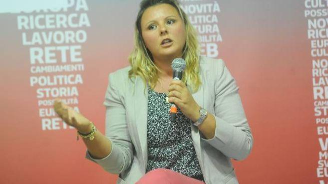 La general manager di Uber Italia Benedetta Arese Lucini