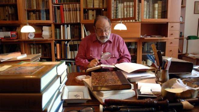 Umberto Eco, l'Uomo dei libri (Mantero)