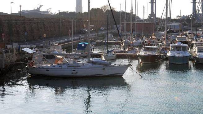 Il porto Mediceo di Livorno