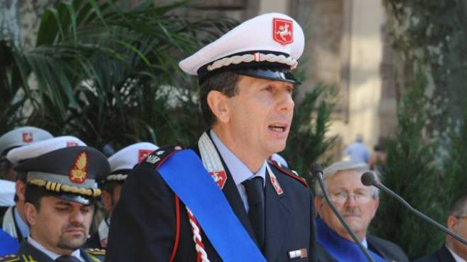 Il comandante Carmignani