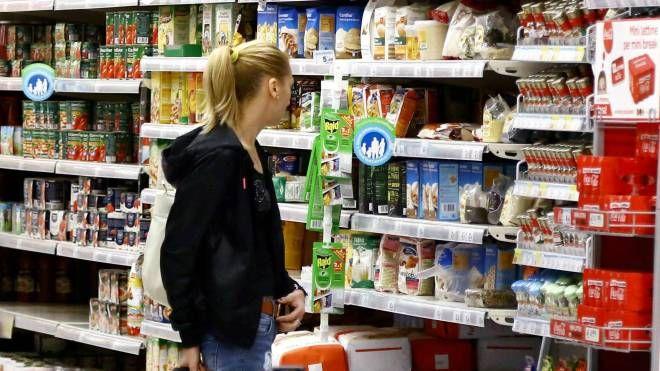 Supermercati (foto repertorio)
