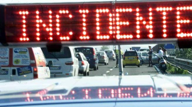 Incidente stradale (Foto archivio)