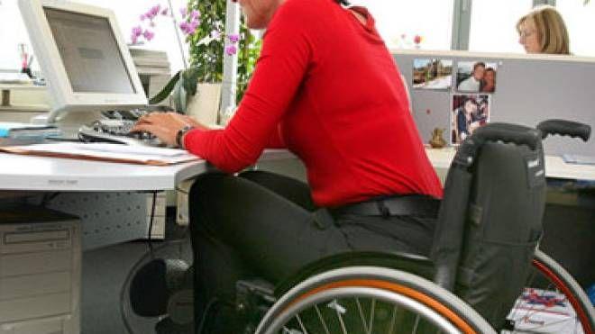 Un progetto per l'occupazione anche dei disabili