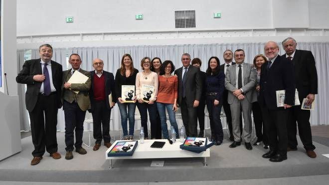 La presentazione del progetto nella sede dell'Opificio Golinelli