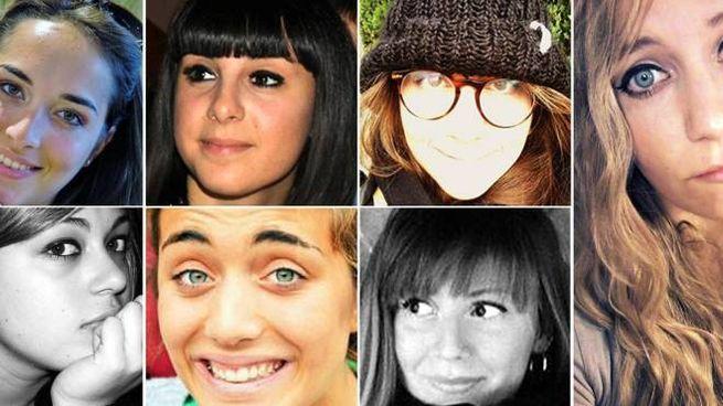 Le ragazze Erasmus morte in Spagna (Ansa)