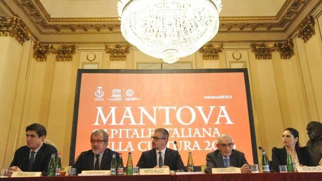 Mantova capitale della cultura (Newpress)