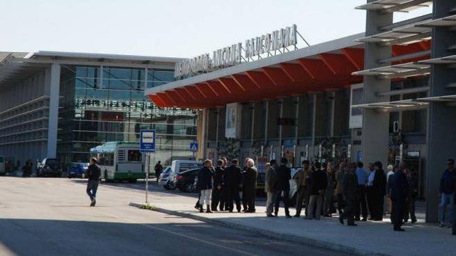 L'aeroporto Sanzio