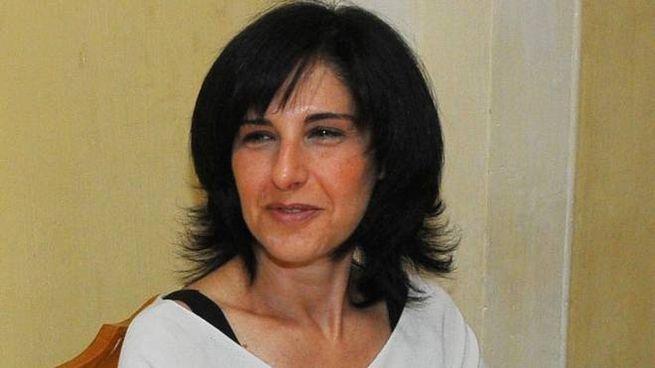 La moglie del sindaco Luca Vecchi, Maria Sergio