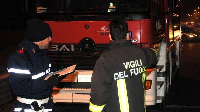 L'incidente avvenne il 4 gennaio 2015. La donna morì il 13 gennaio (Foto Fantini)