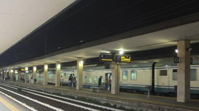 La stazione di Monza