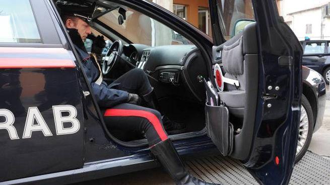 Dell'episodio si sono occupati i carabinieri di Tavazzano
