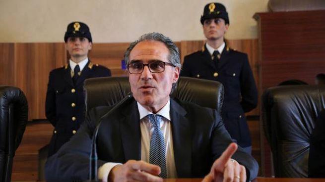 Il questore Alberto Intini