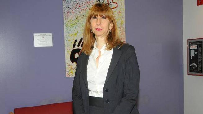 La dirigente del Bramante, Angela Venneri