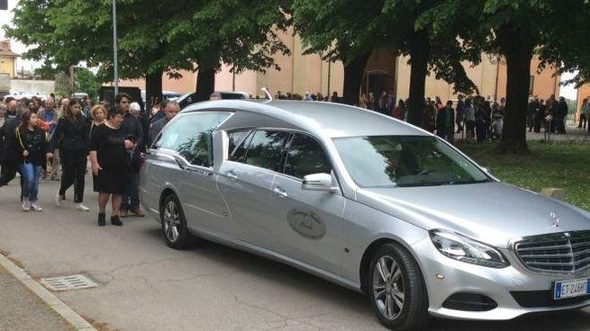 Molinella, il funerale di Liliana Bartolini (foto Radogna)