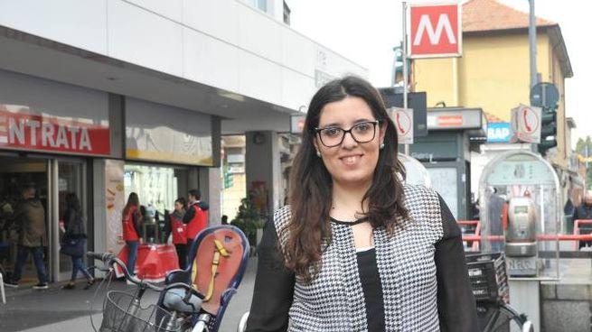 MILANO 05/04/2016 - INTERVISTA TERESA SCORZE - FOTO MARMORINO/NEWPRESS   X LUCIDI TOGNOLATTI