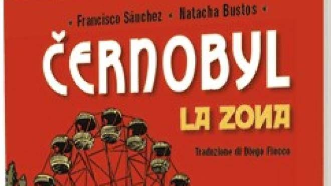 La copertina del fumetto 'Chernobyl – La Zona'