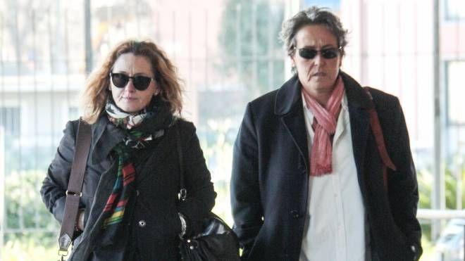 L'avvocato Anna Francini e Marzia Corini