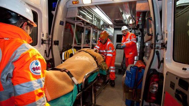 Ambulanza, pronto soccorso del 118
