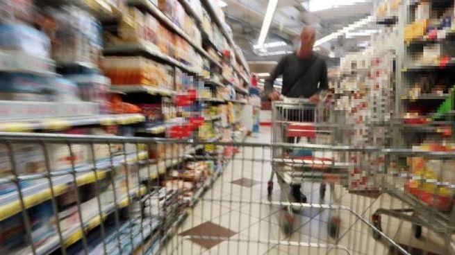 Spesa al supermercato (Germogli)