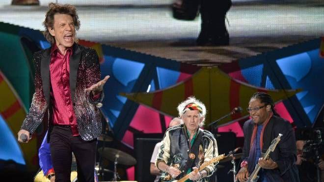 Rolling Stones contro Trump (Afp)