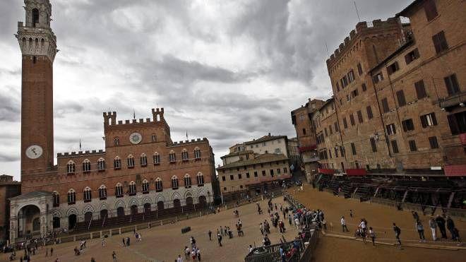 Piazza del Campo (Foto Lazzeroni)