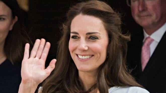 Kate Middleton, moglie del principe William d'Inghilterra