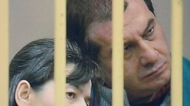 Olindo Romano  e la moglie Rosa Bazzi sono stati condannati  in via definitiva  al carcere  a vita