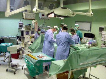 Sala operatoria (foto repertorio)