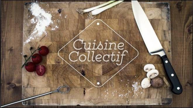 Il logo di Cuisine Collectif