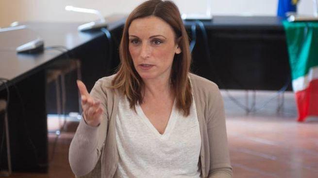 Lucia Borgonzoni, candidata sindaco per il centrodestra