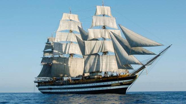 Il veliero Vespucci torna a Livorno dal 4 al 7 luglio - Cosa Fare ...