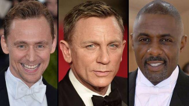 007, Daniel Craig e i suoi possibili sostituti: Tom Hiddleston e Idris Elba