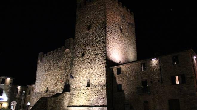 Una notte al Museo Archeologico del Chianti senese e della Rocca di Castellina in Chianti