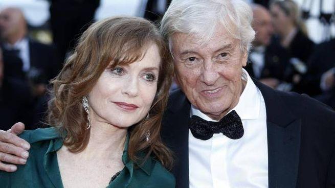 Isabelle Huppert e Paul Verhoeven (Ansa)