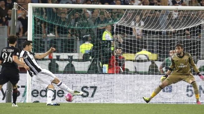 Coppa Italia, Milan-Juventus 0-1: gol vincente di Morata ai supplementari -  Sport - Calcio - ilgiorno.it